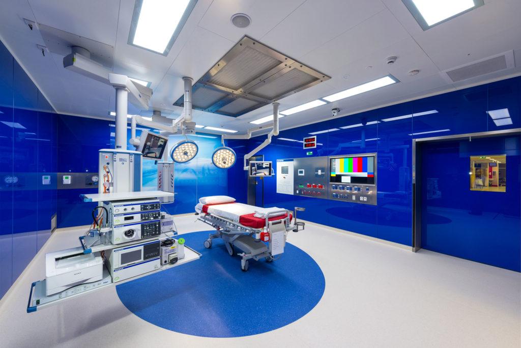 QEII Hospital Endoscopy Suite