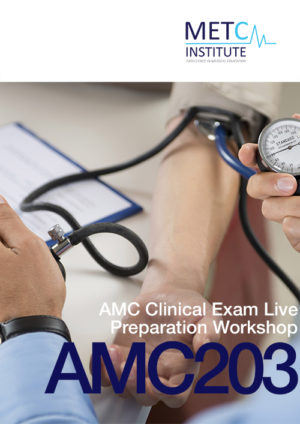 AMC clinical exam course