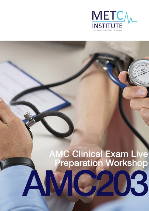 AMC clinical exam course