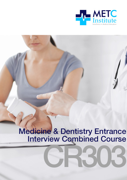 medical school interview course