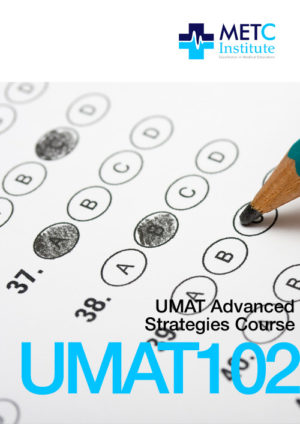 Advanced Strategies UMAT Course (UMAT102): UMAT Practice Test Course