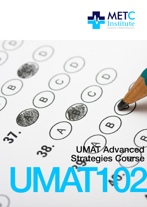 Advanced Strategies UMAT Course (UMAT102): UMAT Practice Test Course