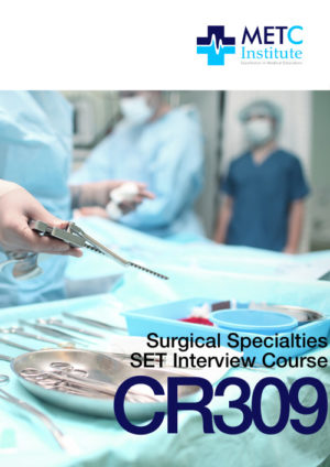Surgical Specialties SET Interview Course