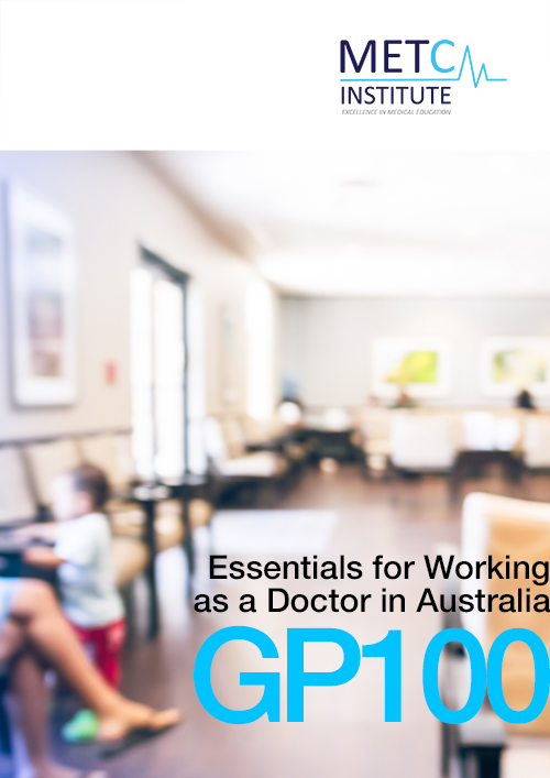 working as a doctor in australia