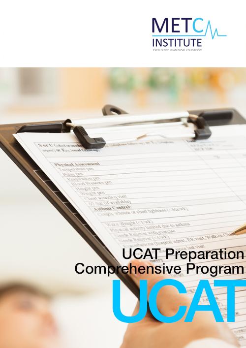 UCAT preparation comprehensive program