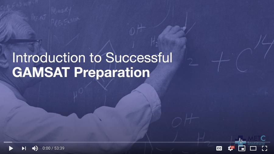 METC-Institute-Introduction-to-Successful-GAMSAT-Preparation